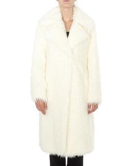 Michael Michael Kors Long Eco Fur Coat