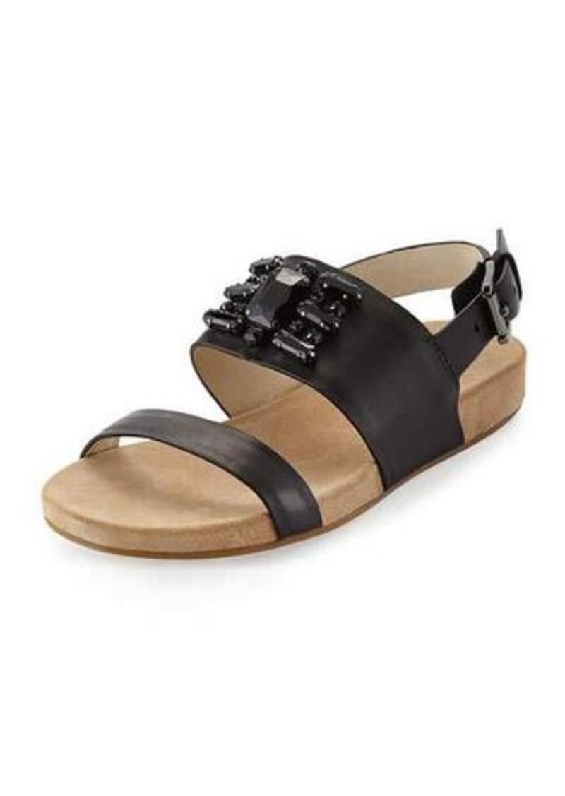 MICHAEL Michael Kors Luna Crystal Sandal
