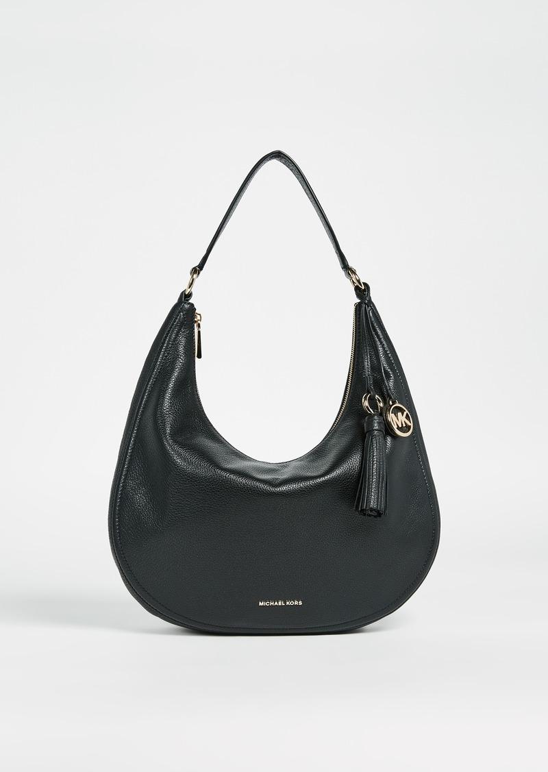 bccf4a813daaa1 MICHAEL Michael Kors MICHAEL Michael Kors Lydia Large Hobo   Handbags