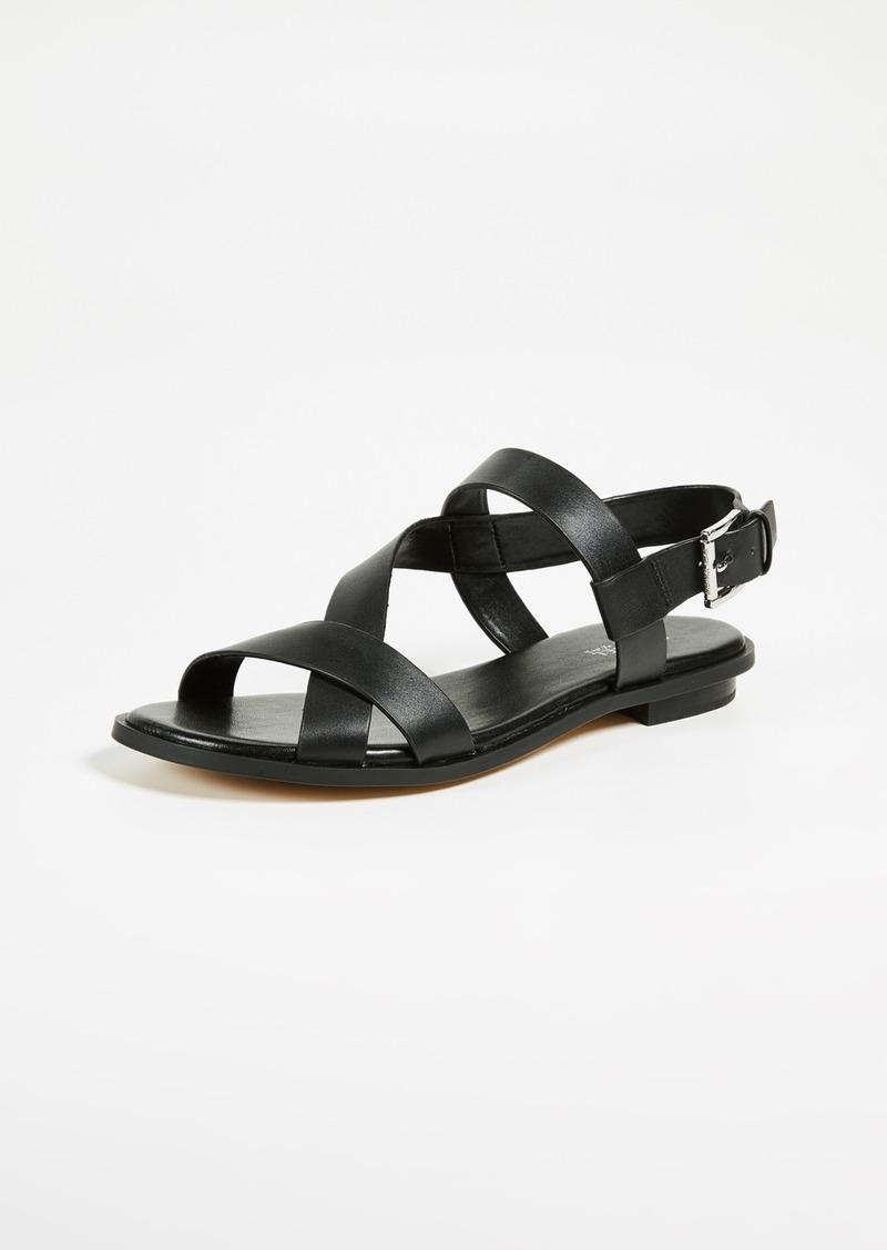 83b93d6dad MICHAEL Michael Kors MICHAEL Michael Kors Mackay Flat Sandals Now $69.30