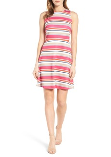 MICHAEL Michael Kors Madison Multi Stripe Dress