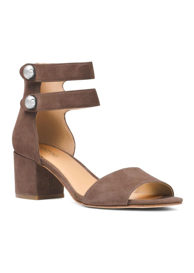 0e55888adab Maisie Mid Block Heel Sandals