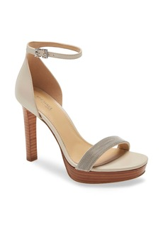 MICHAEL Michael Kors Margot Ankle Strap Sandal (Women)