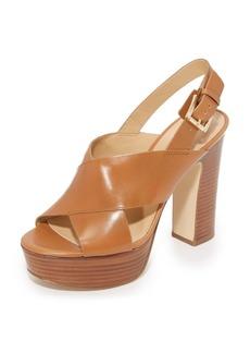 MICHAEL Michael Kors Mariana Slingback Sandals