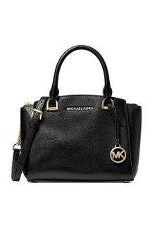 MICHAEL Michael Kors Maxine Small Leather Messenger Bag