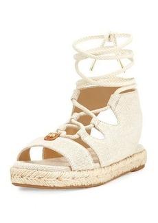 MICHAEL Michael Kors McKenna Fabric Flatform Sandal