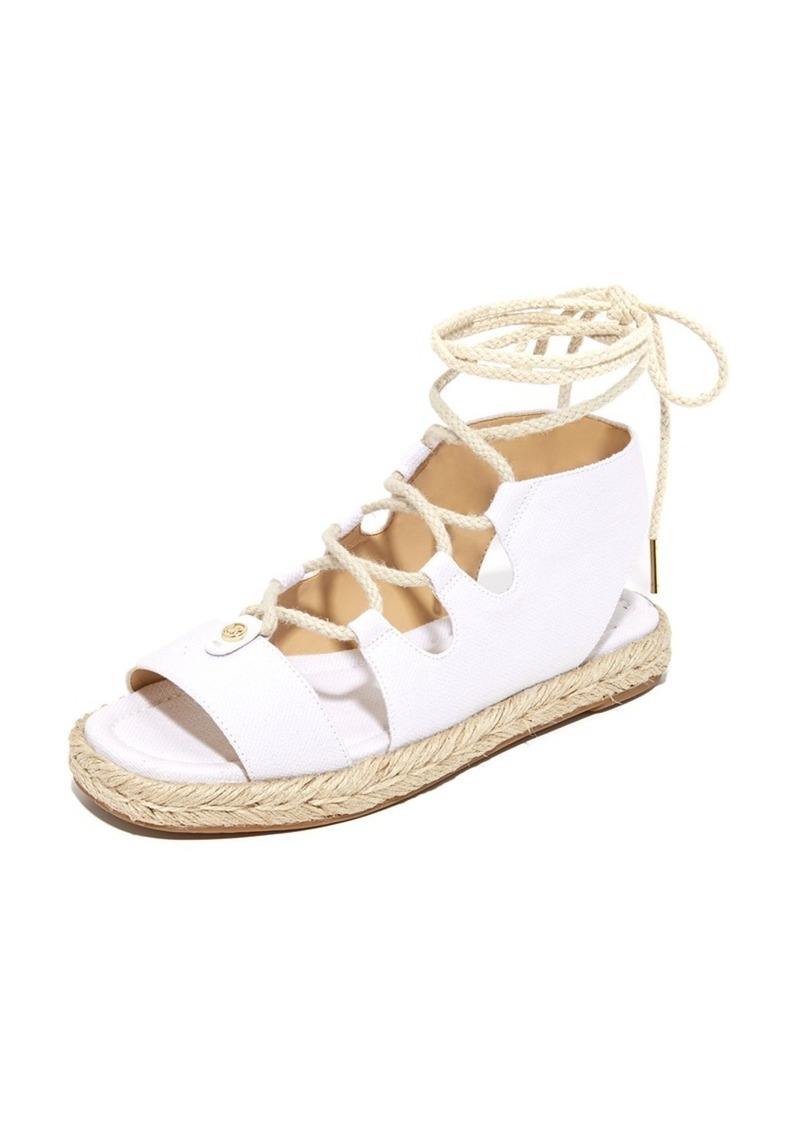 886eb9a4d7e4 MICHAEL Michael Kors MICHAEL Michael Kors McKenna Lace Up Sandals ...