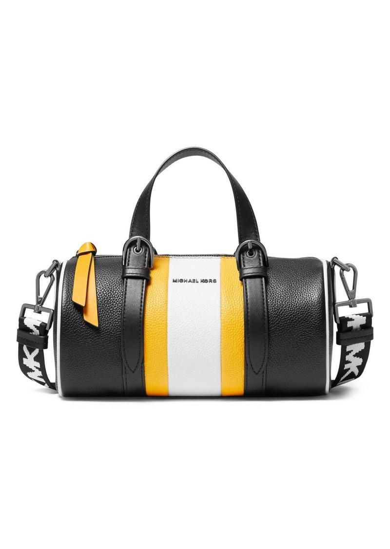 MICHAEL Michael Kors Medium Barrel Messenger Bag