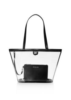MICHAEL Michael Kors Rita Medium Clear Bucket Tote Bag - 100% Exclusive