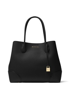 MICHAEL Michael Kors Mercer Gallery Snap Large Leather Tote
