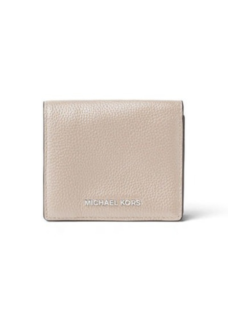 2787b1bc6017 MICHAEL Michael Kors MICHAEL Michael Kors Mercer Leather Card Case ...
