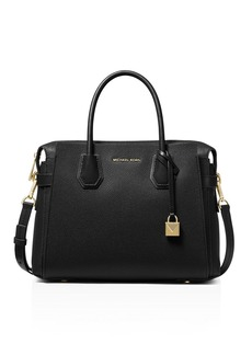 MICHAEL Michael Kors Mercer Medium Belted Satchel
