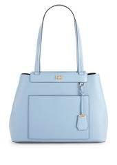MICHAEL MICHAEL KORS Meredith Pebbled Leather Tote