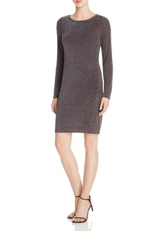 MICHAEL Michael Kors Metallic Sheath Dress