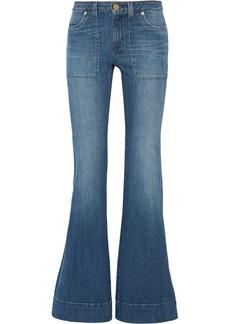 MICHAEL Michael Kors Mid-rise flared jeans