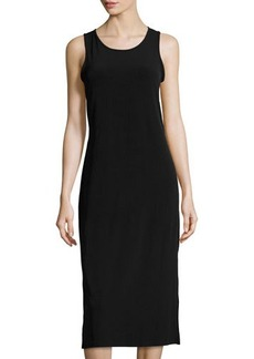MICHAEL Michael Kors Midi Crepe Dress