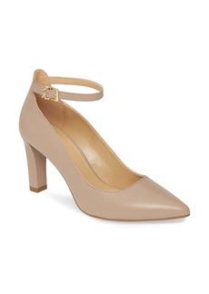 MICHAEL Michael Kors Mila Ankle Strap Pump (Women)