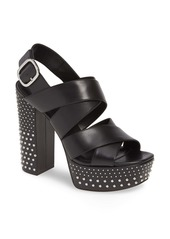 MICHAEL Michael Kors Mila Studded Platform Sandal (Women)