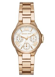 MICHAEL Michael Kors Mini Camille Multifunction Bracelet Watch, 33mm