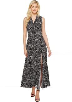 MICHAEL Michael Kors Mini Finy Slit Maxi Dress