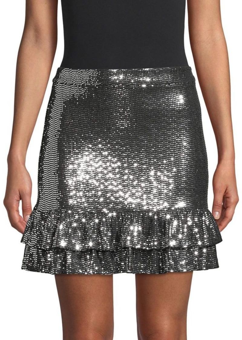 MICHAEL Michael Kors Mirror Dot Mini Skirt