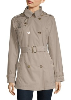 Missy Packable Trench Coat