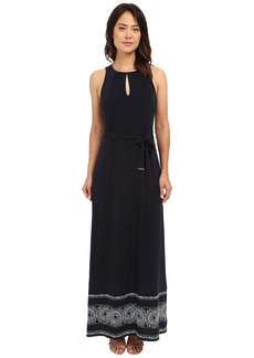 MICHAEL Michael Kors Miura Border Maxi Dress