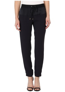 MICHAEL Michael Kors Mix Media Track Pant