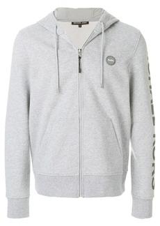 Michael Michael Kors MK logo hoodie - Grey