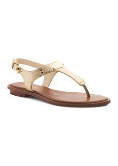 MICHAEL Michael Kors MK Plate Thong Sandals