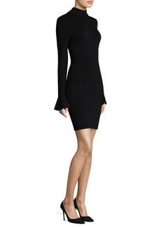 MICHAEL MICHAEL KORS Mockneck Dress