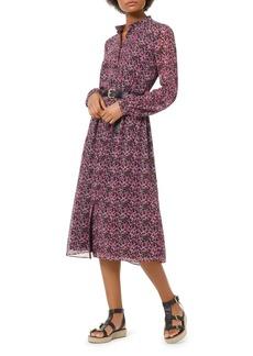 MICHAEL Michael Kors Mod Garden Midi Dress