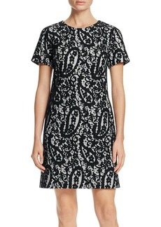 MICHAEL Michael Kors Mod Lace Shift Dress