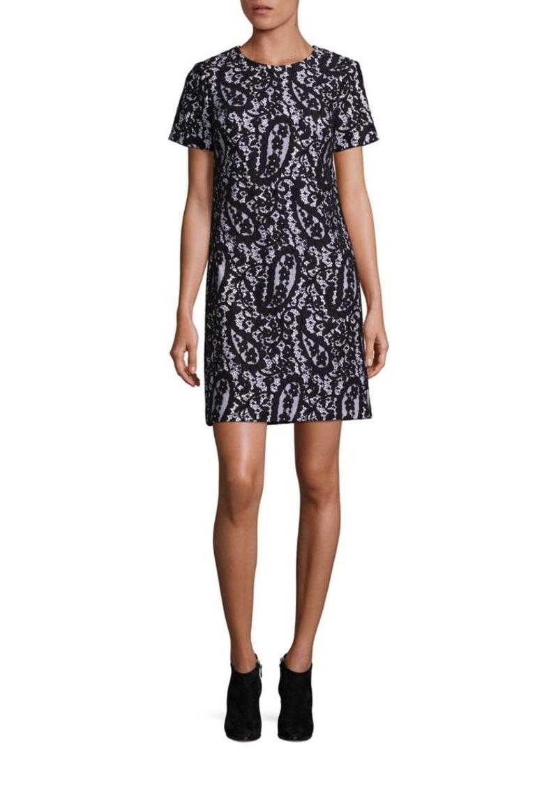 MICHAEL MICHAEL KORS Mod Lace T-Shirt Dress