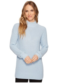 MICHAEL Michael Kors Mohair Rib Metallic Sweater