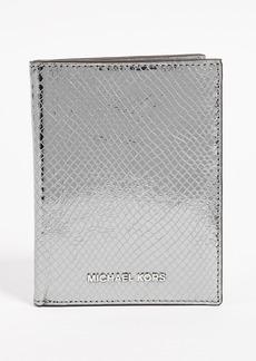 MICHAEL Michael Kors Money Pieces Passport Wallet