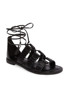MICHAEL Michael Kors Monterey Lace-Up Gladiator Sandal (Women)