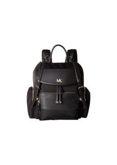 Mott Large Flap Diaper Bag Backpack