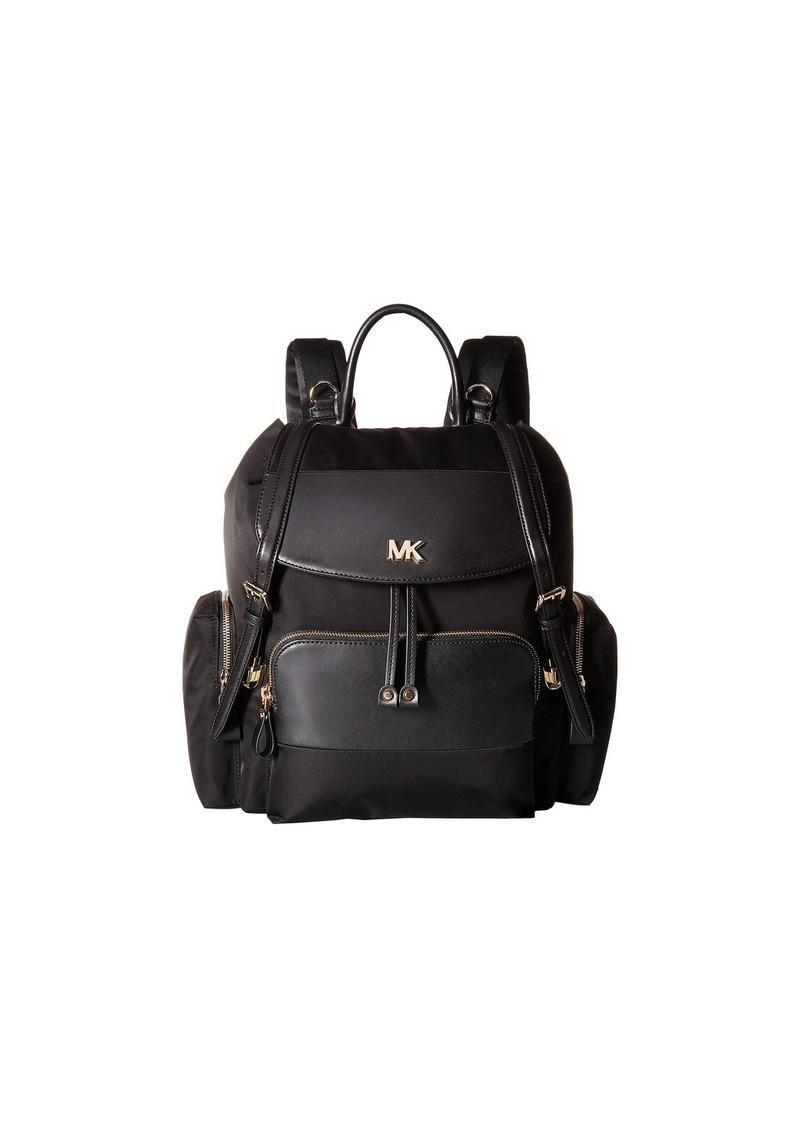9b7c25ecca27 MICHAEL Michael Kors Mott Large Flap Diaper Bag Backpack