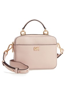 MICHAEL Michael Kors Mott Pebbled Leather Crossbody Bg