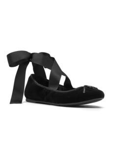 MICHAEL Michael Kors Myles Lace Up Ballet Flats