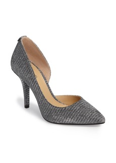 MICHAEL Michael Kors Nathalie Demi d'Orsay Pointy Toe Pump (Women)