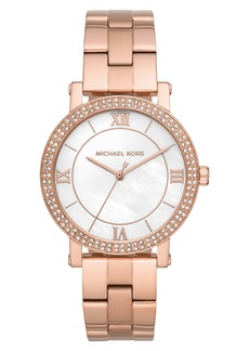 MICHAEL Michael Kors Norie Bracelet Watch, 38mm