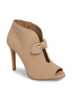 MICHAEL Michael Kors Open Toe Bootie (Women)