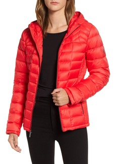 MICHAEL Michael Kors Packable Down Puffer Jacket