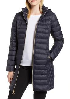 MICHAEL Michael Kors Packable Down Puffer Jacket (Regular & Petite)