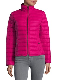 MICHAEL MICHAEL KORS Packable Quilted Down Jacket
