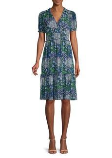 MICHAEL Michael Kors Paisley Shift Dress