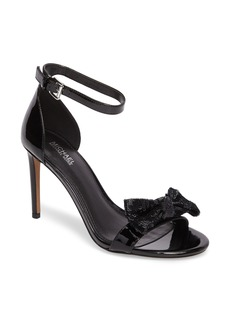 MICHAEL Michael Kors Paris Sequin Bow Sandal (Women)