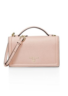 MICHAEL Michael Kors Phone Mini Leather Crossbody